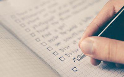 Ultimative Hochzeitscheckliste zum Ausdrucken
